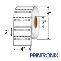 Printronix Media 110 Smart Labels (4 x 2)