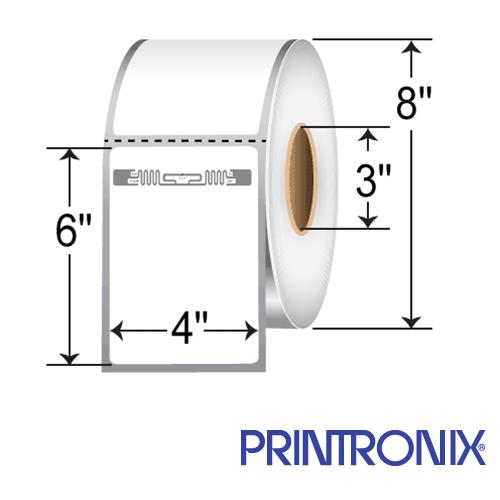 Printronix Media 110 Smart Labels (4 x 6)