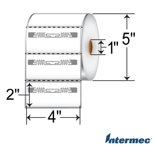 Intermec Smart Labels (4x2 inches)