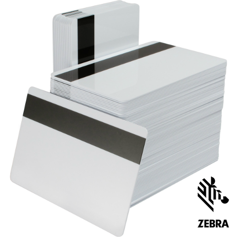 Zebra UHF Gen 2 RFID Card w/ Magnetic Strip