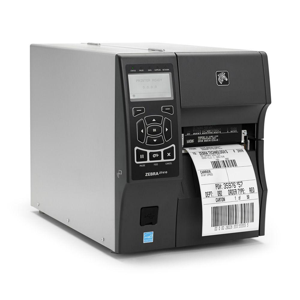 Zebra Zt410 Rfid Printer 300 Dpi Gateway Rfid Store