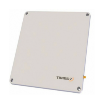 Times-7 A5010-60001-FG RFID Antenna CIRCULAR POLARIZED PORTAL 10 x 10 Inch FCC