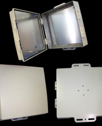 LAIRD DCE8658PLFSMF RFID Enclosure Circular Polarized ETSI