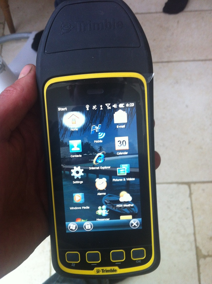 trimble juno t41 5 manual